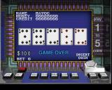 Family Games Compendium PlayStation Disc 1: A game of video poker.