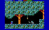 Impossamole Amstrad CPC The Klondike level