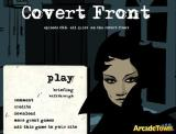 Covert Front: Episode One - All Quiet on Covert Front Browser Title Screen / Main Menu
