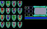 Bloodwych Amstrad CPC Pick your character