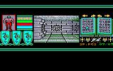 Bloodwych Amstrad CPC A look at the spell book