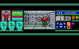 Bloodwych Amstrad CPC At last, someone to fight!