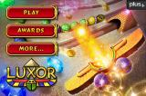 Luxor iPhone Main Menu
