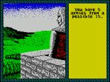 Iron Lord ZX Spectrum So there are zero armies available, he won't be going to war just yet then
