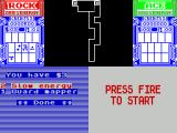 Xybots ZX Spectrum Completion of the level gives some new abilities