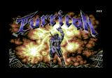 Turrican Commodore 64 Title screen