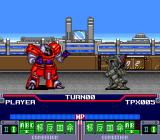 Auto Crusher Palladium TurboGrafx CD Let's test this fellow in a battle...