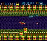 Down Load  TurboGrafx-16 Beautiful colors in this advanced cyber stage!