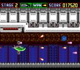 Down Load 2 TurboGrafx CD That's it, vulcan upgraded to the max. You know why you don't see any enemies on this screen? Because I killed them all!! Mua-ahhhahahaaa!!..