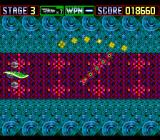 Down Load 2 TurboGrafx CD As before, the virtual reality levels have great backgrounds, snake-like enemies...