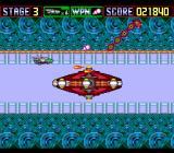 Down Load 2 TurboGrafx CD Ouch... this boss is tough...
