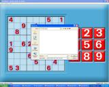 Su Doku Windows The game can be saved and resumed later