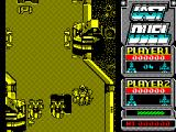 Last Duel: Inter Planet War 2012 ZX Spectrum Generally speaking its better to shoot the enemy than crash into them