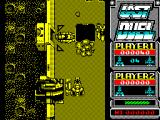 Last Duel: Inter Planet War 2012 ZX Spectrum Trikes ahead, others come out of side tunnels...