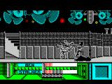 The Running Man ZX Spectrum Got the attack dog but hockey man did it again