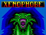 Xenophobe ZX Spectrum This is the screen the game displays as it loads