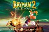 Rayman 2: The Great Escape iPhone Title screen