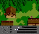 Makai Hakkenden Shada TurboGrafx-16 Starting in the village