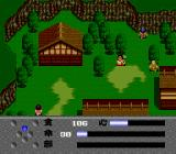 Makai Hakkenden Shada TurboGrafx-16 Mountain village. Not much in terms of architectural variety, if you catch my drift