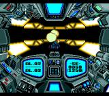 Out Live TurboGrafx-16 The enemy bursts in flames...