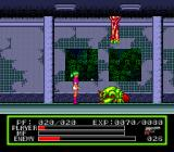 Shiryō Sensen: War of the Dead  TurboGrafx-16 Creepy environments, scary enemies...