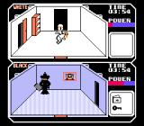 Spy vs Spy NES Oops... Guess I shouldn't have opened this door...