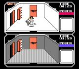 Spy vs Spy NES Killed the other spy, now let's run back quickly!