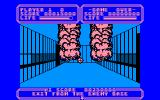 Line of Fire Amstrad CPC Pillars of smoke