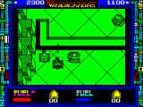 Vindicators ZX Spectrum After losing a life a tank is brought back into the same position. The score is not lost or decreased, and the fuel tanks are full