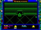 Vindicators ZX Spectrum By driving over the player opens the door. Driving through the door ends the level