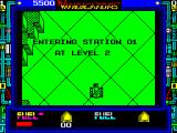 Vindicators ZX Spectrum Start of level 2 - now with long range shots.
