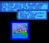 Sid Meier's Pirates! NES What to do with the town?