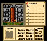 "Shadowgate NES Well, first ""puzzle"" solved..."