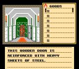 Shadowgate NES Stepping inside...