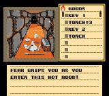 Shadowgate NES Eww, what a place...