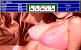 Strip Poker II Amiga So far I'm winning; her deal
