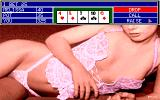 Strip Poker II Amiga Winning; the stakes are getting higher!