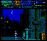 RoboCop 3 NES Cleared the area... might as well enjoy the scenery...