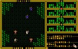 Exodus: Ultima III Amiga Battling some thieves
