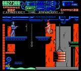 RoboCop 3 NES Those hanging enemies are particularly annoying