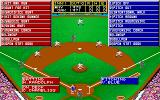 MicroLeague Baseball Amiga Your choices for hitting and batting