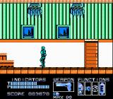 RoboCop NES Nothing interesting in this room...