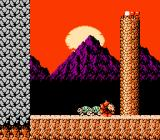 Rygar NES Monsters attack without warning. Guess it wasn't a good start...