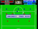 Subbuteo ZX Spectrum ... or else an indirect free kick is awarded