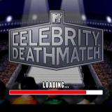 MTV Celebrity Deathmatch PlayStation The load screen.