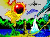 Score 3020 ZX Spectrum This picture displays as the game loads