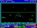 3D Lunattack ZX Spectrum Firing at tanks