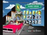 The Simpsons: Road Rage GameCube Car Selection