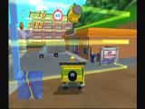 The Simpsons: Road Rage GameCube Qwik-e-mart