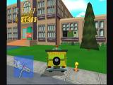The Simpsons: Road Rage GameCube Springfield Elementary